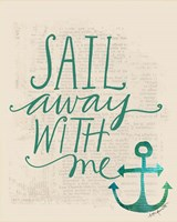 Sail Away with Me Fine-Art Print