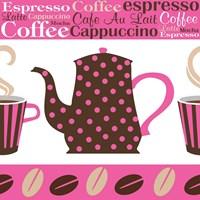 Cafe Au Lait Cocoa Punch III Fine-Art Print