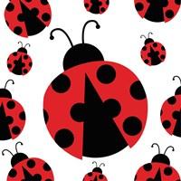 Ladybug II Fine-Art Print