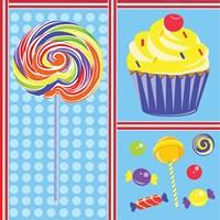 Sweet Shoppe IV Fine-Art Print