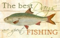 Best Days Fishing Fine-Art Print