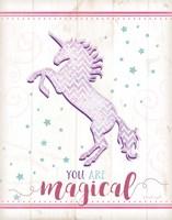 Magical Unicorn Fine-Art Print