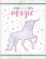 Magic Unicorn Fine-Art Print