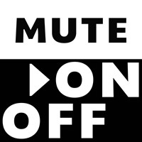 Mute On / Off Fine-Art Print