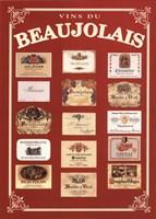 Vins de Beaujolais Fine-Art Print