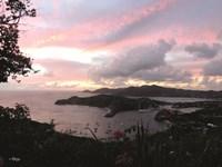 Antigua Sunset II Fine-Art Print