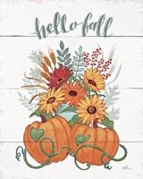 Fall Fun II Fine-Art Print