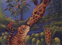 Jungle Love II Fine-Art Print