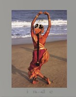 dortes - Indian Dancer Fine-Art Print