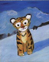 Little Tiger Fine-Art Print