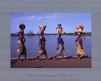 Burkina Faso 1998 Fine-Art Print