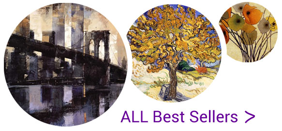 ALL Best Selling Framed Artwork