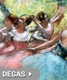 Degas Artwork
