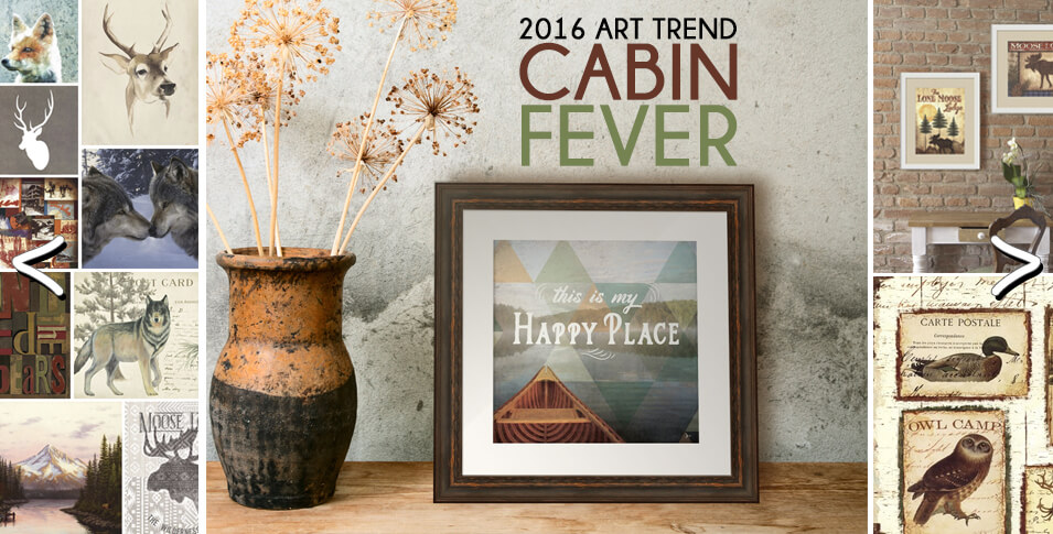 Cabin Fever Art