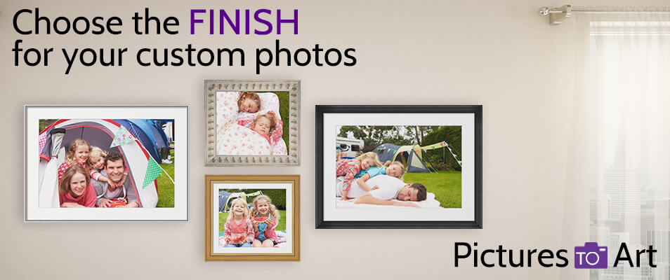 Complete Framed Photos