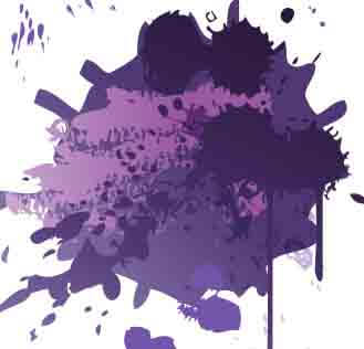 Purple Artwork