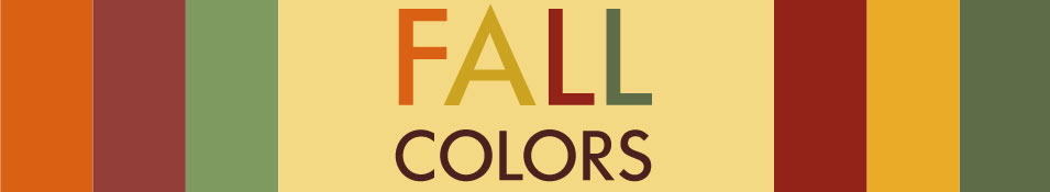 Fall Colored Art