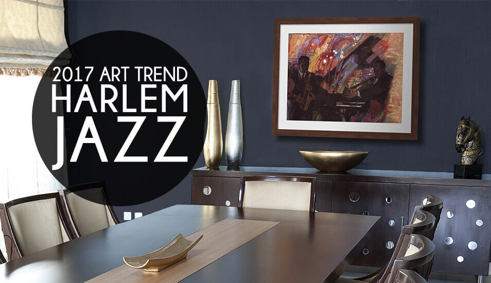 Harlem Jazz Art Prints