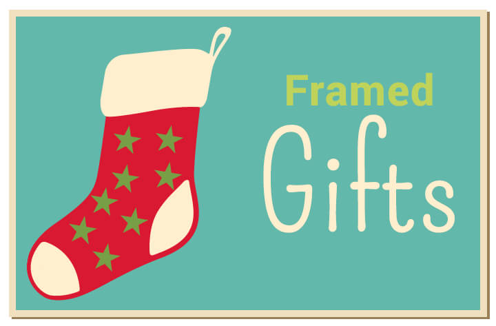 Shop Framed Gifts