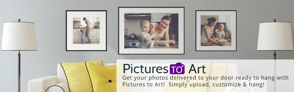 Canvas Photos on Demand