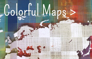 Brightly Colored Maps