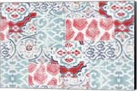 Bazaar Patchwork I Fine-Art Print
