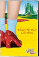 Wizard of Oz - No Place Like Home Wall Poster