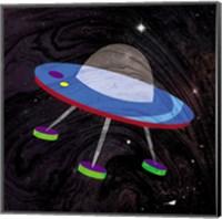 Spaceship Adventure Four Fine-Art Print