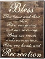 More Blessings Fine-Art Print
