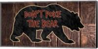 Don't Poke The Bear Fine-Art Print