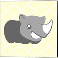 Rhino Yellow Fine-Art Print