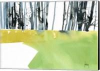 Barcode Wood Fine-Art Print