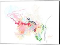 Delicate Florals Fine-Art Print