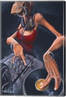 DJ Jewel Fine-Art Print