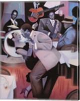 Harlem Nocturne Fine-Art Print