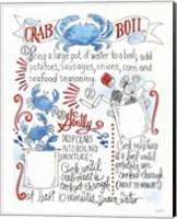 Seafood Shanty IV Fine-Art Print