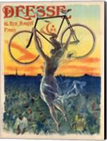 Deesse Cycles Fine-Art Print