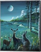 Bambi 3 Fine-Art Print
