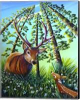 Bambi 5 Fine-Art Print