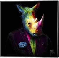 Rhinoceros Fine-Art Print