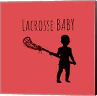 Lacrosse Baby Fine-Art Print