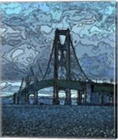 Mackinaw Bridge Fine-Art Print
