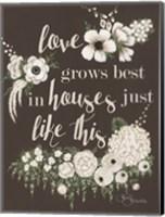 Love Grows Fine-Art Print