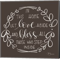 In This Home Fine-Art Print