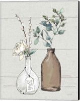 Modern Farmhouse III Shiplap Fine-Art Print