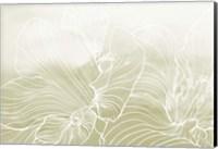 Golden Florals Fine-Art Print
