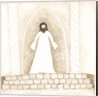Jesus Teaches at Temple Fine-Art Print
