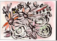 Bohemian Garden II Fine-Art Print