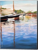 Harbor Reflections Fine-Art Print