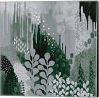 Green Forest II Fine-Art Print